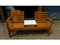 Seat for garden