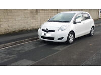 toyota yaris - vitz - 1.0 fully automatic - with disable passenger seat - 5drs auto