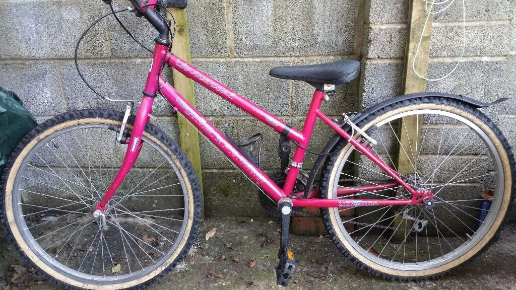 Girls Bicycle Bike Suitable 8, 9, 10 year old Working ...