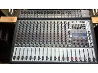 Behringer Mixing Desk,Speakers, XLR Cables.