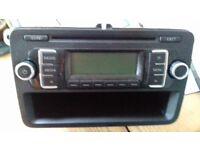 Panasonic car radio