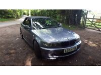 BMW 330 Convertible M Sport for SALE!!!!