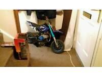 50cc kids motor bike