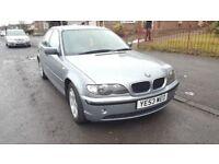 Diesel 2003 BMW 320D SE 9 MONTH MOT 2 Previous Owner 6 Speed...