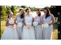 Bridesmaid boquaets