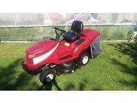 Gardencare tm1740 ride on lawnmower