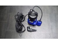 Submersible pump brand new bought wrong size