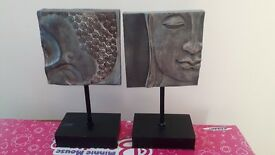 2 modern decor pieces from next. These were £18 each / ornament home decor new home