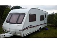 Swift Charisma 570 (2005)- 6 Berth Caravan