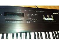 Ensoniq ASR10 Sampling Workstation Keyboard Vintage MINT 61 Keys