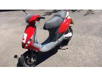 Piaggio Zip 50cc Red