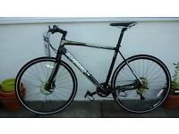 Boardman Hybrid Bike Pro 54cm Frame