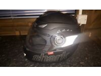 Shark speed air helmet in used condition Got a lot motorbike gear jacket trousers gloves and helmets
