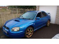 Subaru WRX turbo Impreza