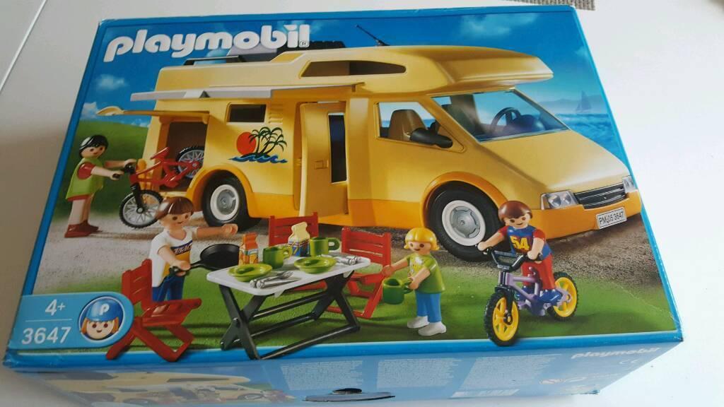 Playmobil Campervan In Anstey Leicestershire Gumtree