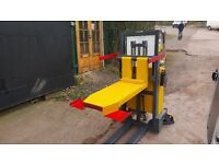 electric lift/pallet truck (new)