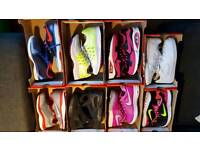 Various size 5.5 nike trainers