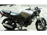 Sky jet skyjet 125 125cc geared motorbike read