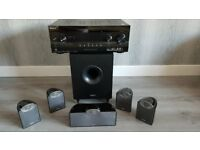 Sony STR-DH820 Home cinema amplifier and Tannoy SFX 5.1 Speaker system