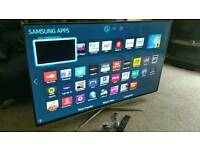 Samsung 65 inch super slim led 3D smart WiFi with voice control