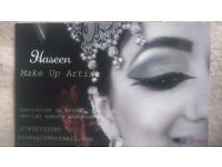 Make-Up Artist in Ipswich