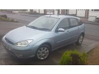 FORD FOCUS 1.8 TDCI GHIA 2004 1KEEPER FROM NEW FULL SERVICE HISTORY