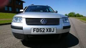 Volkswagen Passat 1.8T 20V Sport 5dr Estate 2002