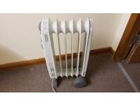 Holmes Electric Radiator Perfect Working Order
