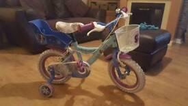 "Disney's Frozen 12"" Girls Bike"