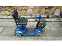 Mobility scooter ctm hs 290 in good used condition