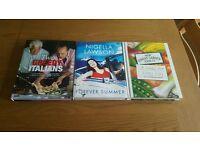 3 great cookbooks