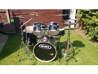 Mapex Full Drum Kit