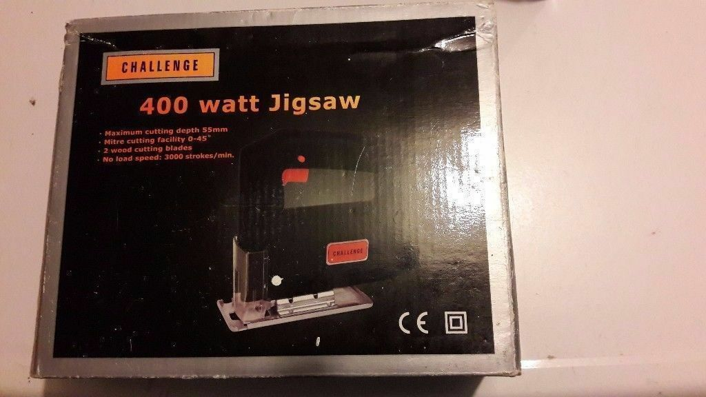 **BRAND NEW JIGSAW**NEVER USED**ONLY £15**BARGAIN**NO OFFERS**