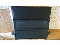 Olivetti Portable Electronic Type Writer.