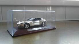 Collectors Aston Martin V12 Vanquish Model Car