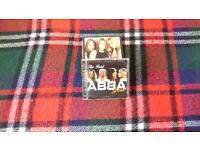 Abba tribute band cd plus various other cd's.