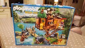 Playmobile Adventure Playhouse