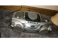 Gooans GPS312S cd / tape player