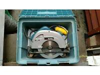 Makita 5704R 110v 1200w circular saw
