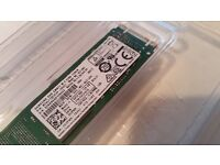 Samsung SSD m.2 128GB Hard Drive