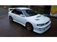 1998 Subaru Impreza Type R STI V4, JDM, Import, Evo