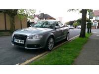 Audi A4 2.0TFSI S Line Special Edition, 220bhp 4 wheel drive, Low Mileage, Full Service History