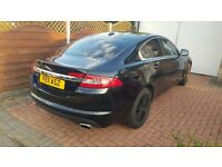 Jaguar XF 3.0 V6 Full Service History. Low Mileage, Automatic also Flappy Paddles