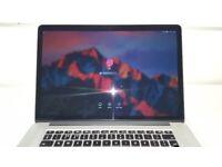 Near Perfect Macbook Pro 15 Inch Retina (Late 2013) 2.3Ghz i7 + 512GB SSD 16GB RAM