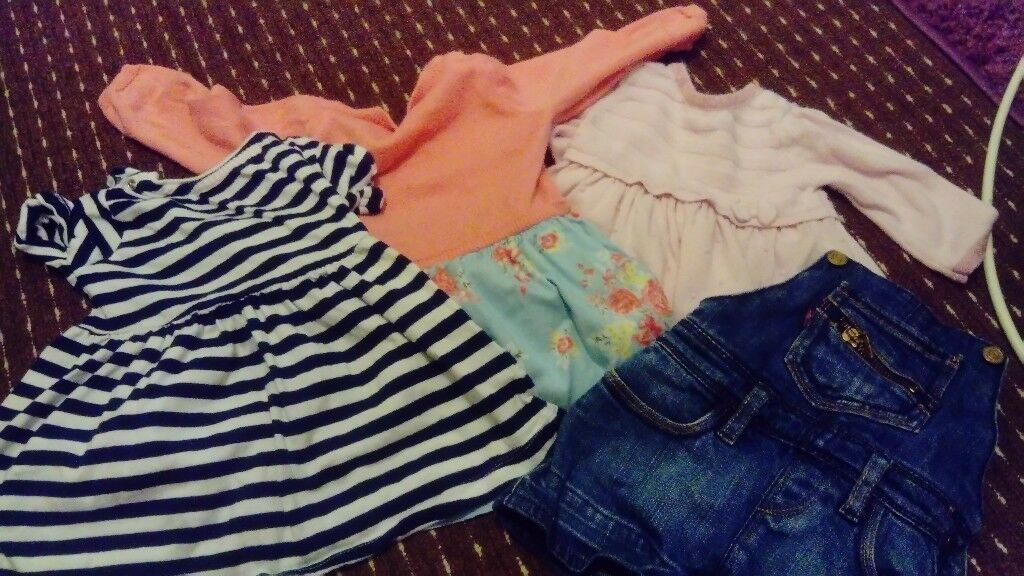 140+ baby girl clothes bundle 3-6m