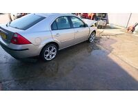 2005 Ford mondeo 2.0 diesel for breaking