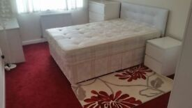 :::DOUBLE ROOM WALTHAM CROSS:::NORTH LONDON:::ALL INCLUSIVE::SINGLES/FRIENDS/COUPLES WELCOME:::
