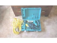 Used Makita 6843 corded 110 v Auto feed screw driver, see photos & details