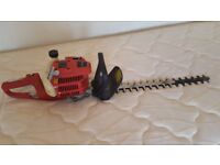 PETROL HEDGE TRIMMER - AS NEW