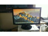 "Lg 24"" LCD monitor / TV full HD wide screen"